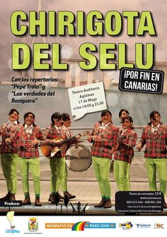 Grupo Mascarada Carnaval: La Chirigota del Selu, en Agüimes