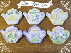 Tea for Two   Cookie Connection