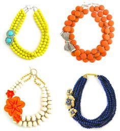 Elva Fields Summer Jewelry Collection