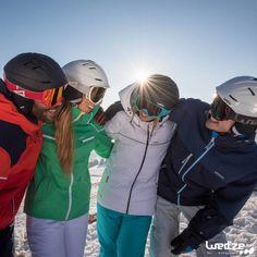 Wintersport- Bekleidung Wed'ze - Skijacke Slide 700 Damen
