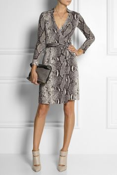 New Julian Two Wrap Dress | Print..., Wrap dresses and Wraps