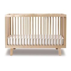 SPARROW CRIB (£620) ❤ liked on Polyvore featuring home, children's room, children's furniture and nursery furniture