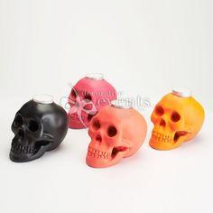 Votive - Neon Skulls :: Decorative Events & Exhibitions