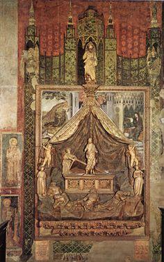 Annunciazione (1422-1426 circa; Verona, San Fermo)