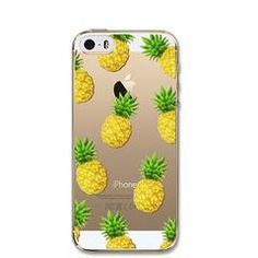 Juicy Pineapple Soft Silicon Phone Cover Clear Thin Case For Apple iPhone 6  6 Plus 1047e78fae12