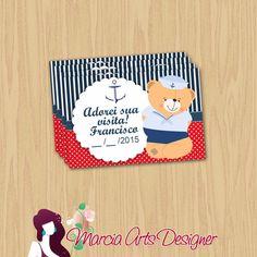 Cartão medindo 4,5 x 3,0 cm impressão em Glossy 240gramas. Ótima para colocar em lembrancinhas! <br> <br>Opção com ou sem furo - descrever opção na compra.