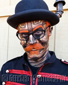 Hatchworth of Steam Powered Giraffe