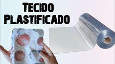 Tecido Plastificado 2 Maneiras Fáceis de Fazer - YouTube Decoupage, Diy, Youtube, Crafts, Patch Aplique, Paper Craft Supplies, Diy And Crafts, Recycle Art, Tejidos