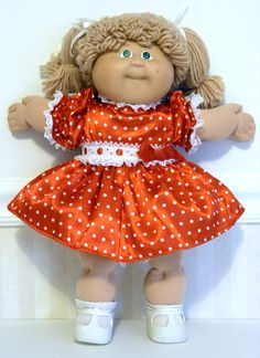 How to Care for Cabbage Patch Cornsilk Hair Dolls ...