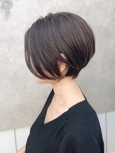 Tomboy Hairstyles, Short Shag Hairstyles, Girl Haircuts, Hairstyles Haircuts, Short Hair Cuts, Short Hair Styles, Corte Pixie, Brown Hair With Blonde Highlights, Hair Color And Cut