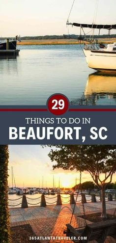 29 Things to Do in Beaufort, SC for a Perfect Weekend Away Top Family Vacations, Family Travel, Cool Places To Visit, Places To Go, South Carolina Vacation, Parris Island, Travel Usa, Travel Tips, Travel Ideas