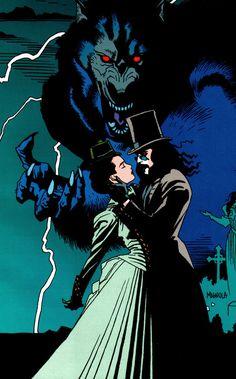 Bram Stoker's Dracula by MIke Mignola