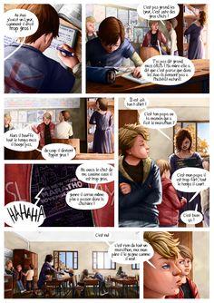 Episode 1 - Page 8 - Astre Rouge - Webcomics.fr