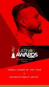 """LANDY GARCIA, recibe dos nominaciones en los """"Premios Latinos Awards 2017"""" en Canadá"""