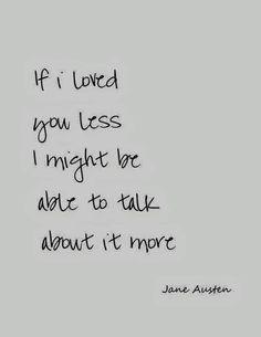 INTJ's on love