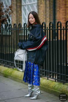 Maiko Shibata by STYLEDUMONDE Street Style Fashion Photography