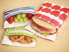 10 Cute and Convenient Reusable Snack Bags