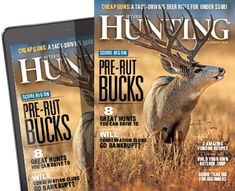 Subscribe to the Magazine Marlin 1895, Venison Marinade, 458 Socom, Deer Recipes, Remington 700, Steel Barrel, Big Game, Self Defense, Predator