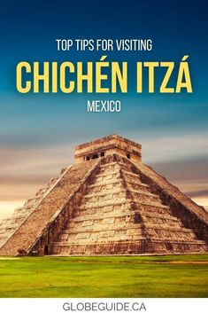 Everything you need to know about visiting Chichén Itzá, which is one of Mexico's top attractions and a wonder of the world.   Chichen Itza Mexico | Mexico Travel | Mexico photography