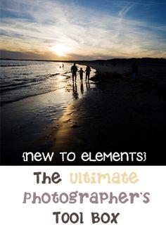 photoshop elements guide