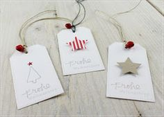 Metabes - Home, Craft and Diy Christmas Card Crafts, Christmas Scrapbook, Christmas Paper, Xmas Cards, Winter Christmas, Christmas Ornaments, Quilling Christmas, Card Tags, Stamping Up