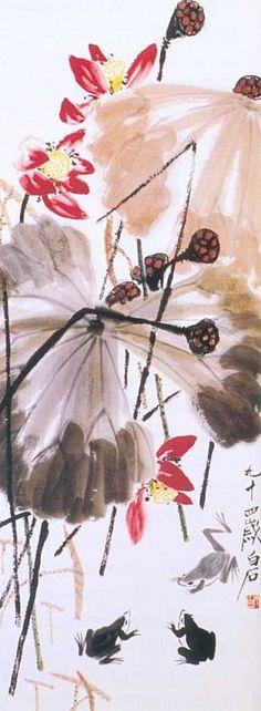 A contre-courant de la grande majorité des peintres célèbres de la Chine impériale, ce dernier était autodidacte.