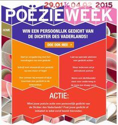Poezieweek 2015 Poezie-actie