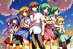 Semaine Japonaise - Video Killed the Radio Stars : Yuzuki - Dear you - cry - Bande originale de l'anime Higurashi no Naku Koro ni | Parisian...