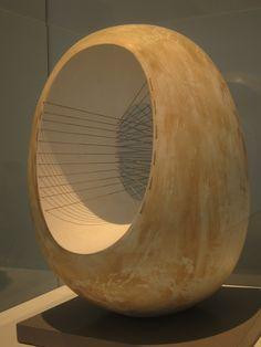 Barbara Hepworth Plaster Sculptures | Barbara Hepworth « Patricia Rogers' Weblog