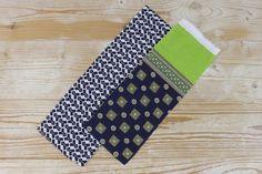 Cotton/Silk (left) and Cotton Border Print (right) Border Print, Cotton Silk, Floral Tie, Spring, Fabric, Fashion, Tejido, Moda, Tela