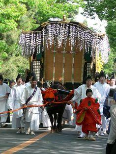 Aoi Matsuri in Kyoto