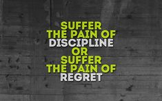 Image result for discipline quotes