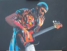 Bass Guitars, Acoustic Guitars, Electric Guitars, Jaco Pastorius, Cool Jazz, Stevie Nicks, Illustration Art, Illustrations, Music Artists