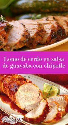 cerdo con salsa agridulce   CocinaDelirante