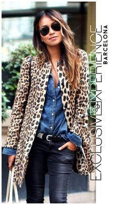 LEOPARD COAT #coat #leopard #animal #womanstyle #animalprint #lookdelasemana #lookoftheweek #modamujer #womanstyle #fashionwoman #tendencias #winter2015 #invierno2015 #winterstyle #modainvierno #tendenciasdetemporada #exclusivexperience #barcelona #fashionstyle #fashionbloggers #fashionconsulting #exclusivexperiencebarcelona #exclusive #experience #asesoriadeimagen #valentinomogrezutt #johnnhojstylist #personalshoppers @mogrezutt @johnnhosjtylist @exclusivebcn TWITTER: @ExclusiveExBCN
