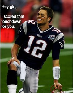 Thank you, Tom. Ladies and gentlemen, one of the best quarterbacks of all time.