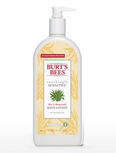 Burt's Bees Milk and Honey Body Lotion - 12 Ounce Bottle After Sun, Milk And Honey, Burts Bees, Natural Skin Care, Natural Beauty, Body Lotion, Aloe, Health And Beauty, Bath And Body