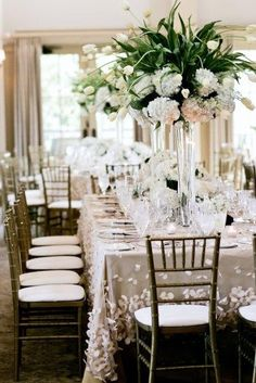 Lovely Romantic Stuff -Wedding Tablescape!