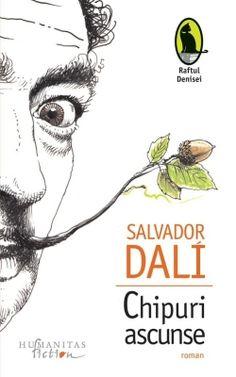 Singurul roman al lui Salvador Dalí, Chipuri ascunse, este omagiul adus prozei clasice franceze de imaginația debordantă a marelui pictor suprarealist. Debutând ca o saga a intrigilor și aventurilor amoroase ale unui grup de aristocrați excentrici, romanul își are centrul emoțional în pasiunea sublimată a contelui de Grandsailles pentru Solange de Cléda. Obsesiile daliniene, fulgurațiile sale și atracția pentru ocultism se regăsesc în acest roman fascinant.  (August 2015)