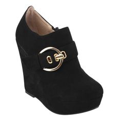Dbdk Women's Solid-colored Faux- Ankle Booties