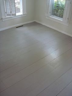 Great ideas for cheap flooring here. If we need to replace any ugly carpeting.