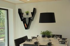 House a - dining Finland, Conference Room, Ceiling Lights, Dining, Interior, Table, House, Furniture, Home Decor