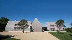 Georgica Cove in East Hampton is modelled after historic farmsteads