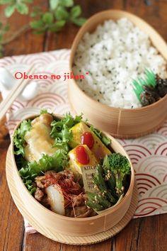 今日のおべんと。~鮭のマヨチーズ焼きと牛肉甘辛炒め弁当~ : おべんとの時間。