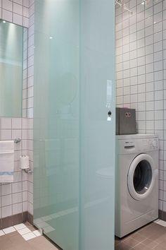 covering laundry machine