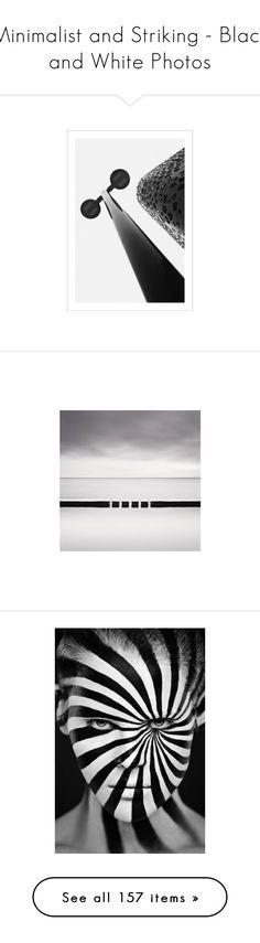 """""""Minimalist and Striking - Black and White Photos"""" by renna-ravenwood ❤ liked on Polyvore featuring backgrounds, home, home decor, accessories, tech accessories, circle, round, art, filler and circular"""