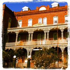 St. Vincent's Guest House in the heart of the New Orleans Garden District