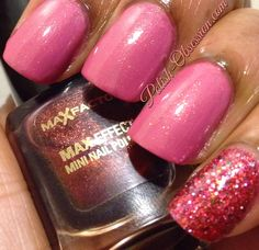 #MaxFactor Fantasy Fire layered over @opiproducts Japanese Rose Garden