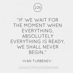 Ivan Turbenev quote