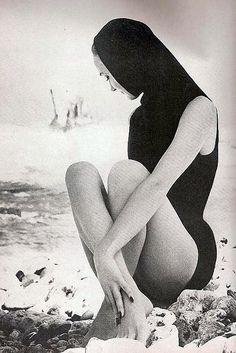 Evelyn Tripp, Harper's Bazaar May 1954